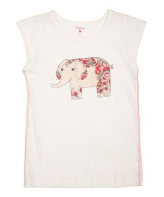 Look at this #zulilyfind! Antique White Goa Tank - Infant & Toddler by pink chicken #zulilyfinds