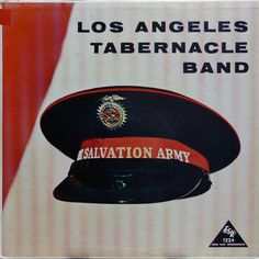 Los Angeles Tabernacle Band Of The Salvation Army - Los Angeles Tabernacle Band (Vinyl, US, For Sale Bt S, Lp, Army, Military, Inspired, Country, Gi Joe, Rural Area, Country Music
