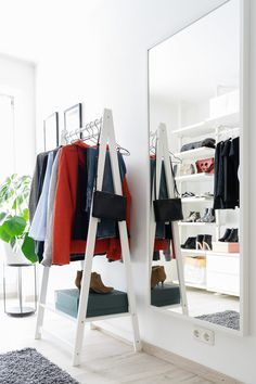 Unique minimalismus mode und fair fashion mes r solutions pour ankleidezimmer update
