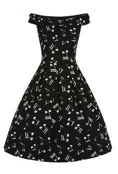 Lindy Bop Christie Dress Front View