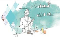 Académie Scientifique de Beauté ontwikkeld de producten in eigen laboratorium.
