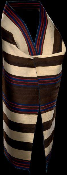 Navajo Chief Wearing