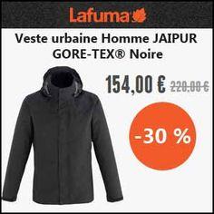 #missbonreduction; Remise de 30% sur la Veste urbaine Homme JAIPUR GORE-TEX® Noire chez Lafuma. http://www.miss-bon-reduction.fr//details-bon-reduction-Lafuma-i819209-c1840416.html