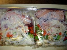 The Virtuous Wife: Getting started with Freezer Cooking...