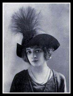 1912 Edwardian Fashion: Hat - 1 | Flickr - Photo Sharing!