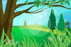 Landscape vector - Freepik.com-Trees-pin-52