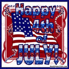 Happy of july blue red glitter usa white patriotic holiday gif of july july happy of july of july quotes funny of july quotes Happy July 4th Images, 4th Of July Gifs, Fourth Of July Quotes, 4th Of July Photos, Happy Fourth Of July, 4th Of July Wallpaper, Holiday Images, Holiday Ideas, Holiday Gif
