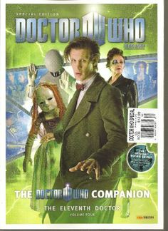 Doctor Who Magazine (Special Edition Eleventh Doctor Volume Four, No. 30 December 2011) by Various,http://www.amazon.com/dp/B007DK54V0/ref=cm_sw_r_pi_dp_eEKNsb1632WW8973