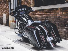 Baggers |  :: Bill's 2014 Street Glide | Bad Dad | Custom Bagger Parts for Your Bagger