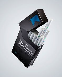 Marlboro Blue Ice on Behance