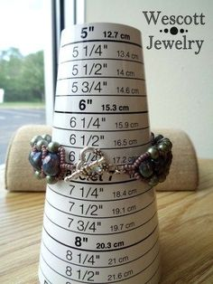 Measuring Jewelry to Sell Online - Tips for Describing what You're Selling - Wescott Jewelry
