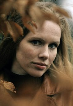 Liv Ullmann photographed by Philippe Le Tellier | 1969