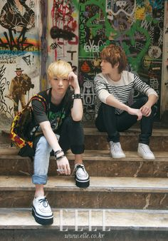 Key & Onew (SHINee)