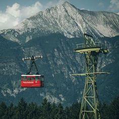 Patscherkofelbahn   Innsbruck Heart Of Europe, Innsbruck, Holiday Fun, Have Fun, Fair Grounds, Memories, Vacation, Holidays, Building