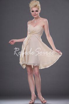 98aba1f8c55 Nouvelle robe bustier cocktail chérie  ROBECOCKTAIL0116  - €84.48   Robe de  Soirée Pas