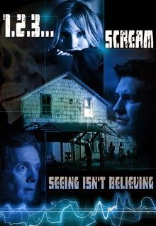 """FULL MOVIE! """"1,2,3…Scream"""" (2013)  """"1,2,3…Scream"""" (2013) A group of ghost hunters filming a new reality show are in for the night of their l..."""