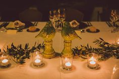 Adega Regional Colares - Wedding Venue | Sintra | Destination Wedding | Portugal | Table Setting | Table Centerpieces | Table Decoration | Madalena Tavares Photography