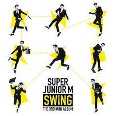 [ K-POP ] Super Junior M - Mini Album Vol.3 (Swing)