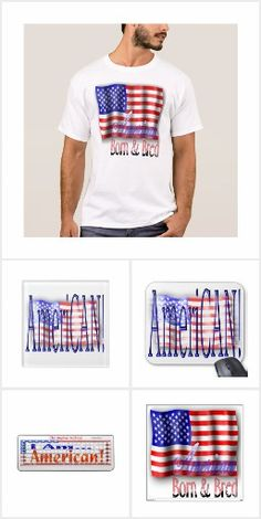 American Pride!  A few products with a couple of my original American Flag designs ~ Gina Lee Manley ©gleem  #American #AmericanFlag #RedWhiteandBlue #StarsandStripes #IamAmerican #AmericanBornNBred
