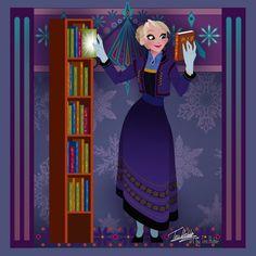 #Frozen #Elsa #disney #queen