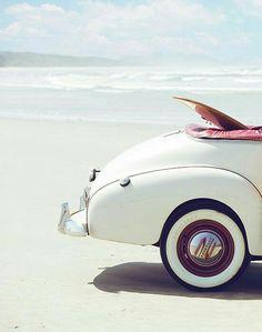 sun and surf Summer Breeze, Summer Vibes, Summer Sun, Summer Feeling, Summer 2016, Spring Summer, Beach Cars, Jolie Photo, Mood