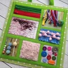 Pretty Book Autism Blanket Fidget Sensory Blanket Dementia Blanket Nursing Home Alzheimer's Zipper for Special Needs Blanket Gift Darling Matt Sensory Blanket, Sensory Book, Sensory Wall, Sensory Diet, Baby Sensory Play, Baby Play, Baby Toys, Diy Sensory Toys, Autism