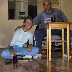 """bryanbaeumler: """"#tbt to living through our first reno together 15 years ago in Vancouver! I guess we set a precedent... @sarahbaeumler"""""""