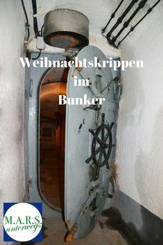 Krippenausstellung in einem alten Bunker aus dem Zweiten Weltkrieg in Ugovizza im Kanaltal, Italien Bunker, Blog, Christmas Nativity Set, World War Two, Italy, Blogging