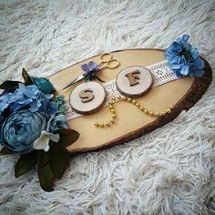 Kütük nişan tepsi  Nişan Tepsisi  Nişan hediyelikleri  Rustic  İletişim: info@atolyesandalagaci.com