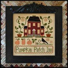 Pumpkin Patch Inn- Little House Needleworks