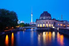 Museumsinsel   Museum Island στην πόλη Berlin, Berlin