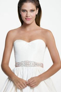 NOW AVAILABLE AT MIRA BRIDAL COUTURE IN MODESTO CA  Watters Accessories Belt Niyah