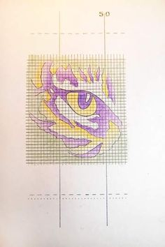 """""""LSU's Eye of the Tiger logo and its artist endure"""" from The Advocate"""