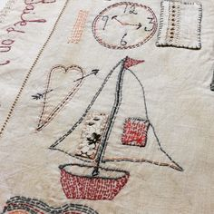 feeling stitchy: Interview with Jessie Chorley - and brooch giveaway!
