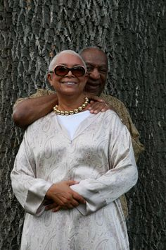 Dr. Bill & Mrs.Camille Cosby