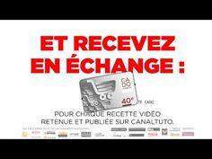 #jeu concours Kalys Gastronomie avec canaltuto.com, 40€ à #gagner. Envoyez vos #recettes ! Retrouvez-nous sur Facebook: https://www.facebook.com/pages/CanalTuto/420529264636997