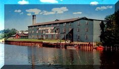 The Century Boat Company  moved to Manistee 1928...moved to  Panama City, FL 1983.
