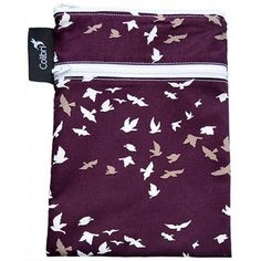 Colibri Wet Bags - Double Duty Mini Cloth Pads 9328f51a5b59a