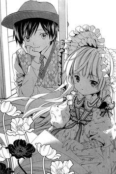Чтение манги Госик 8 - 27 Мемуары осеннего цветка - самые свежие переводы. Read manga online! - ReadManga.me