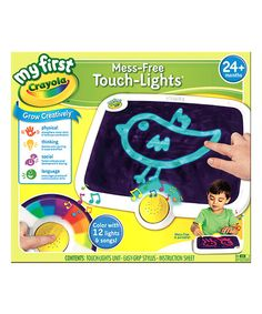 Crayola My First Touch-Lights | zulily
