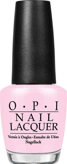 OPI Mod About You Nail Lacquer | Totally mod-ern light pink. | Creme