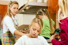 Preschoolers Doing Chores | As an adult, you know accountability is a huge part of life. What you ...