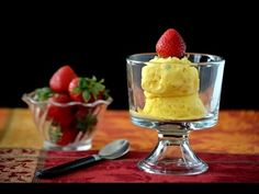 Presenting easy and very delicious Mango Ice cream recipe.No ice cream machine required and it takes only 3 ingredients needed for this recipe.