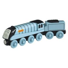 Sale $10.99 4/29/15:  The Official PBS KIDS Shop | Thomas & Friends Wooden Railway Spencer