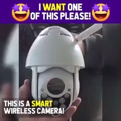 The Outdoor Wifi Camera is the answer to your outdoor surveillance needs. This smart camera helps you keep your home safe and secure. It records clear images in resolution rain or shine, day and night, to provide safety and reliability. Best Home Security System, Wireless Home Security Systems, Security Alarm, Security Cameras For Home, Video Security, Security Products, Security Service, Safety And Security, Wifi