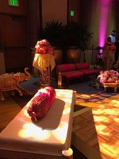 Gorgeous Indian Wedding at #HyattMonterey!