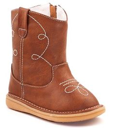 Are these not the cutest? Wee Squeak cowboy boots.