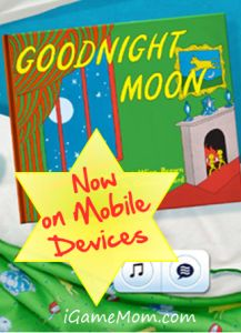 Goodnight Moon - now is an app