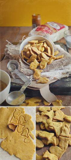 Homemade Goldfish Vegan Gluten Free