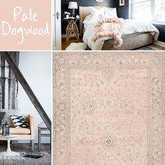 pantone pale dogwood, 2017 color trends, dusty pink, dusty peach, dusty rose, rose gold, blush peach, blush rose, blush pink, rose quartz, color for interiors, interior design ideas